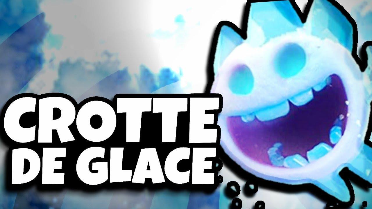 Clash Royale - LA CROTTE DE GLACE MAGISTRALE ! - YouTube