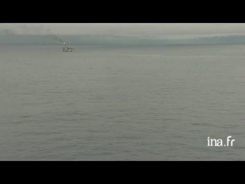Gabon : plateforme offshore 2/2