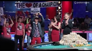 Qui Nguyen is the 2016 WSOP Main Event Champion!!!