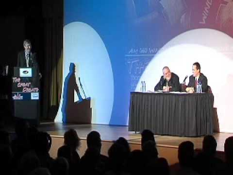 The Great Debate: Thom Hartmann vs Michael Medved (3/10)