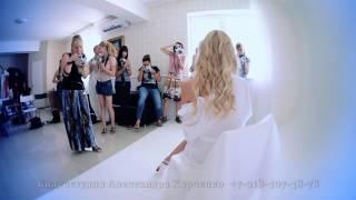 Нежное утро невесты МК Натальи Мельниковой Сочи