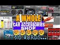 A WHOLE CAR ACCESSORIES WORLD || NO WORDS FOR VARIETY || KASHMWRE GATE || SHYAM AUTO