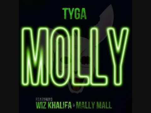 Molly - Tyga Ft. Wiz Khalifa & Mally Mall
