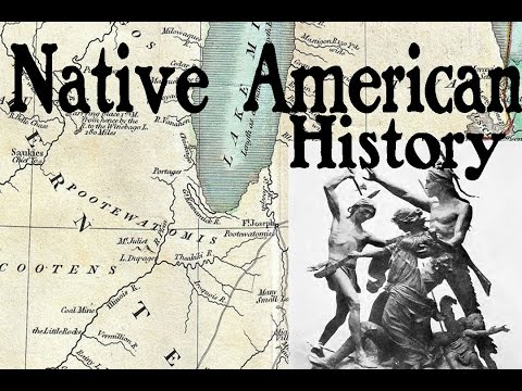 Chicago Native Americans and Fort Dearborn Massacre History (1805)