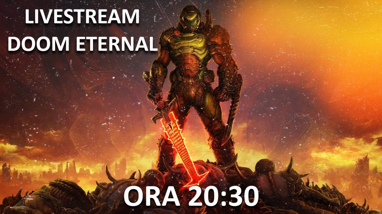 DOOM Eternal | Jucam live cel mai tare titlu al inceputului de an!