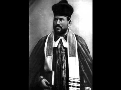 Cantor Gershon Yitzchok Sirota - Kol Nidre three versions