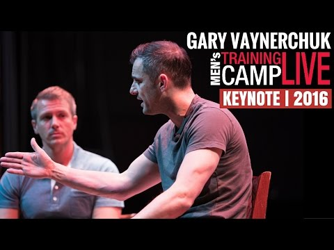 Gary Vaynerchuk Training Camp Live Keynote...