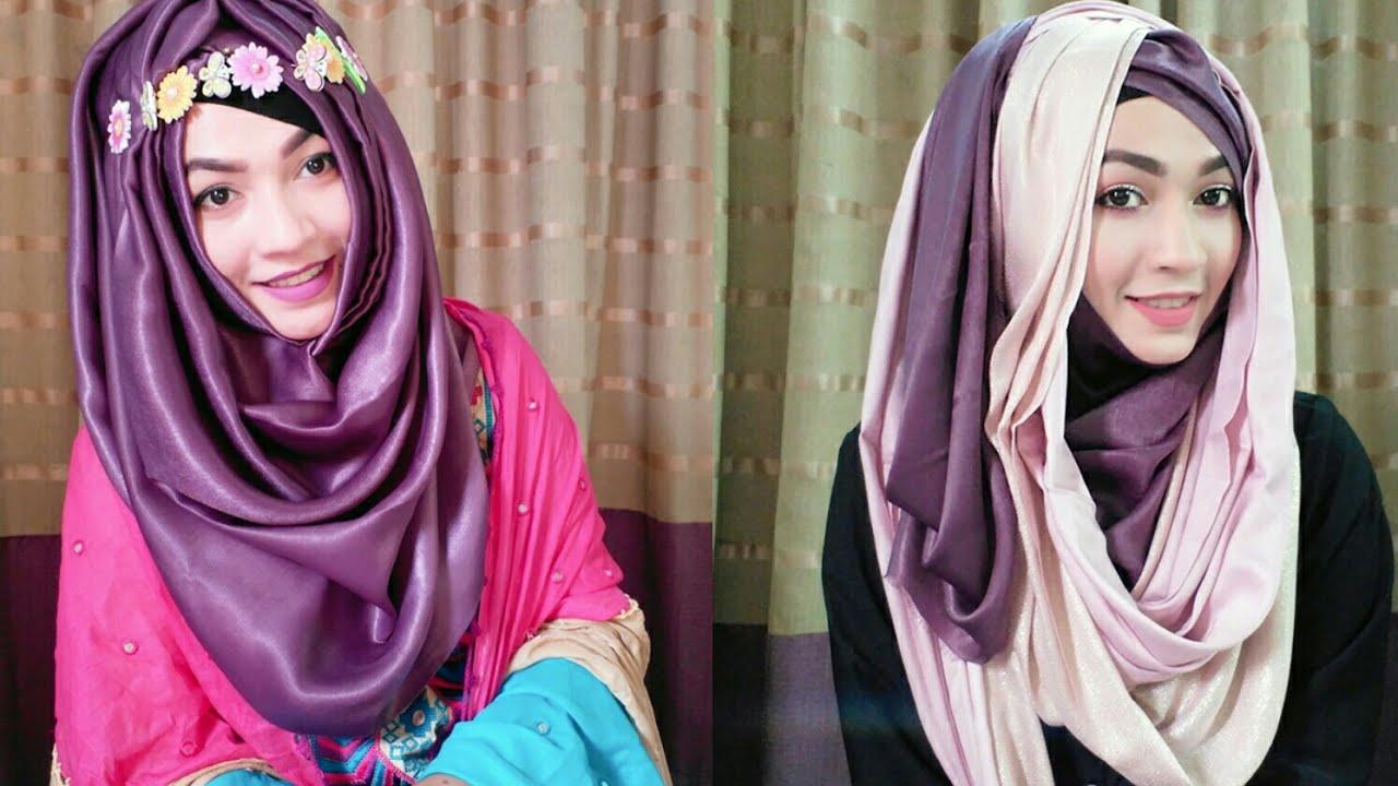 Eid Special Summer Hijab Style