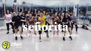 SENORITA (señorita) - Shawn Mendes ft. Camila Cabello/Zumba Dance/Zumba Fitness/ZS Crew Thanh Truong