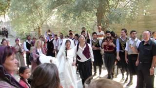 Традиционная Кипрская свадьба