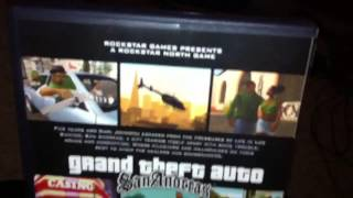 GTA Trilogy unboxing