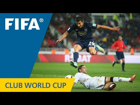 HIGHLIGHTS: ES Setif - Auckland City FC (FIFA Club World Cup 2014)