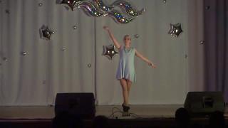 33.Элина Шашкина-Акробатический этюд