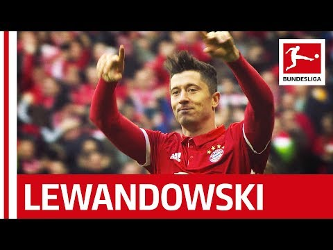 Robert Lewandowski - The Most Complete Striker