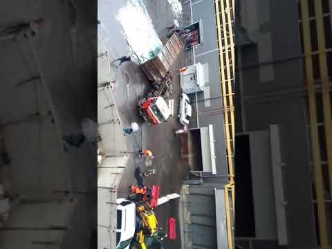 ЧП метро ладожская