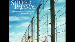 Boys playing airplanes - The Boy in the Striped Pajamas (piano solo) James Horner.wmv