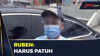 Anies Baswedan terapkan PSBB Total, Ruben Onsu Siap Patuh - JPNN.com
