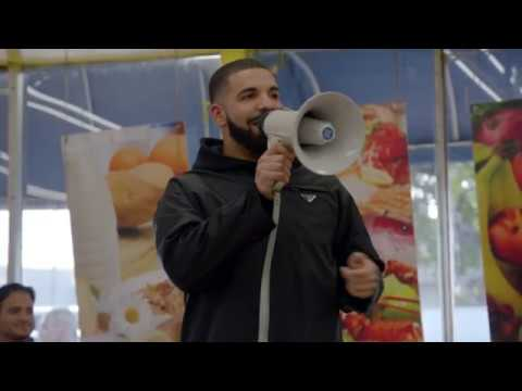 Drake Gives Away $1 Million to Miami in 'God's Plan' Video