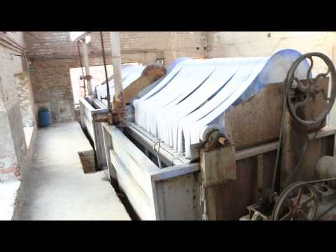 Winch dyeing