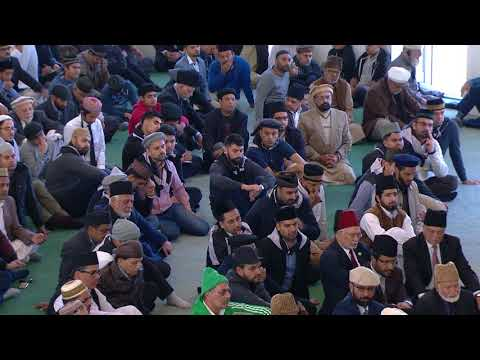 Friday Sermon: Vie with each other in good deeds: 27th October 2017