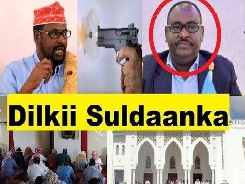 DAAWO : Puntland Oo ka Hadashay Dilkii Suldaan Bashiir Ee Shalay