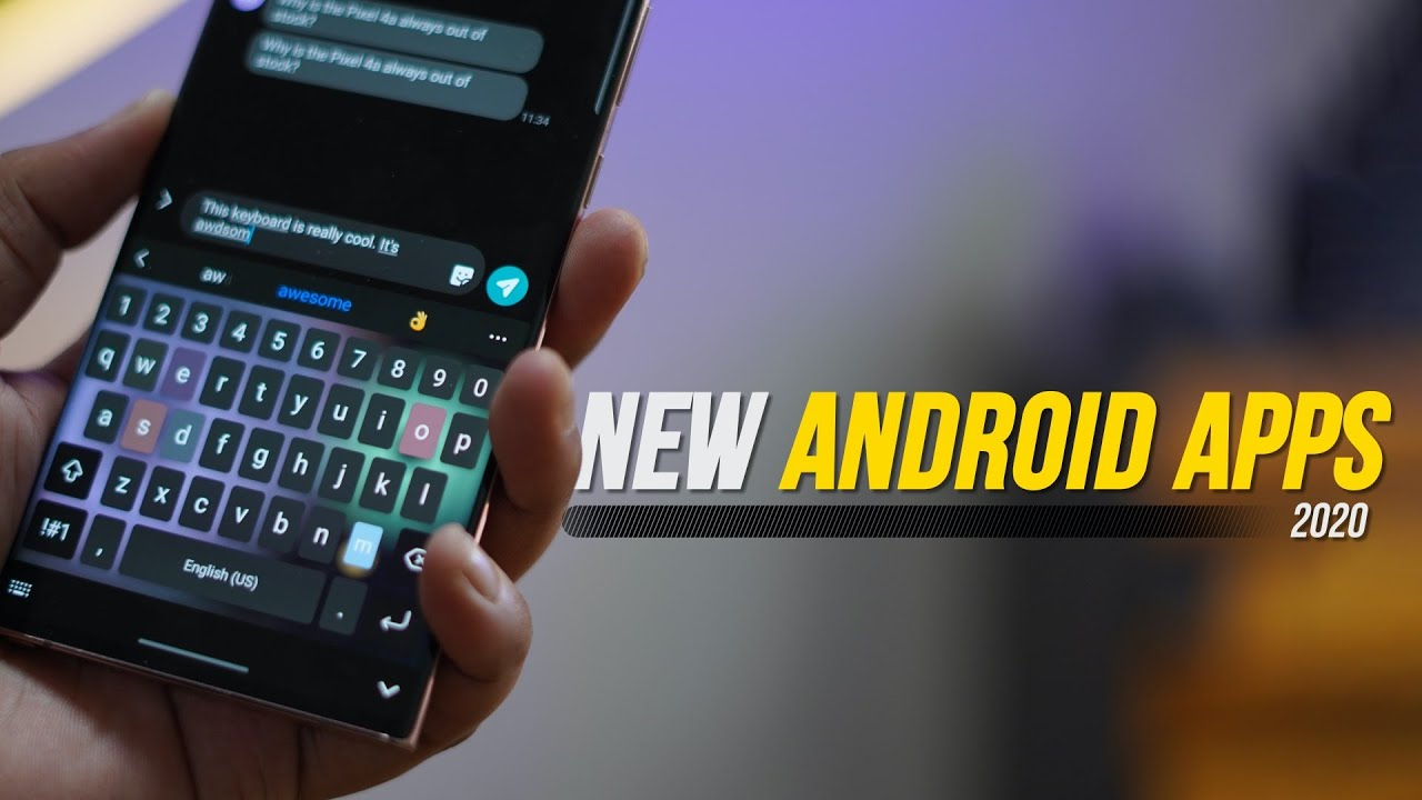 8 Cool New Android Apps You Must Use!