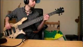 "Warwick Streamer LX 5 H - Blockx ""Try Me One More Time"" Bass Interpretation"
