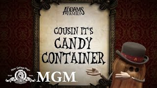 THE ADDAMS FAMILY | DIY: How To Make Cousin It's Trick or Treat Bucket | MGM