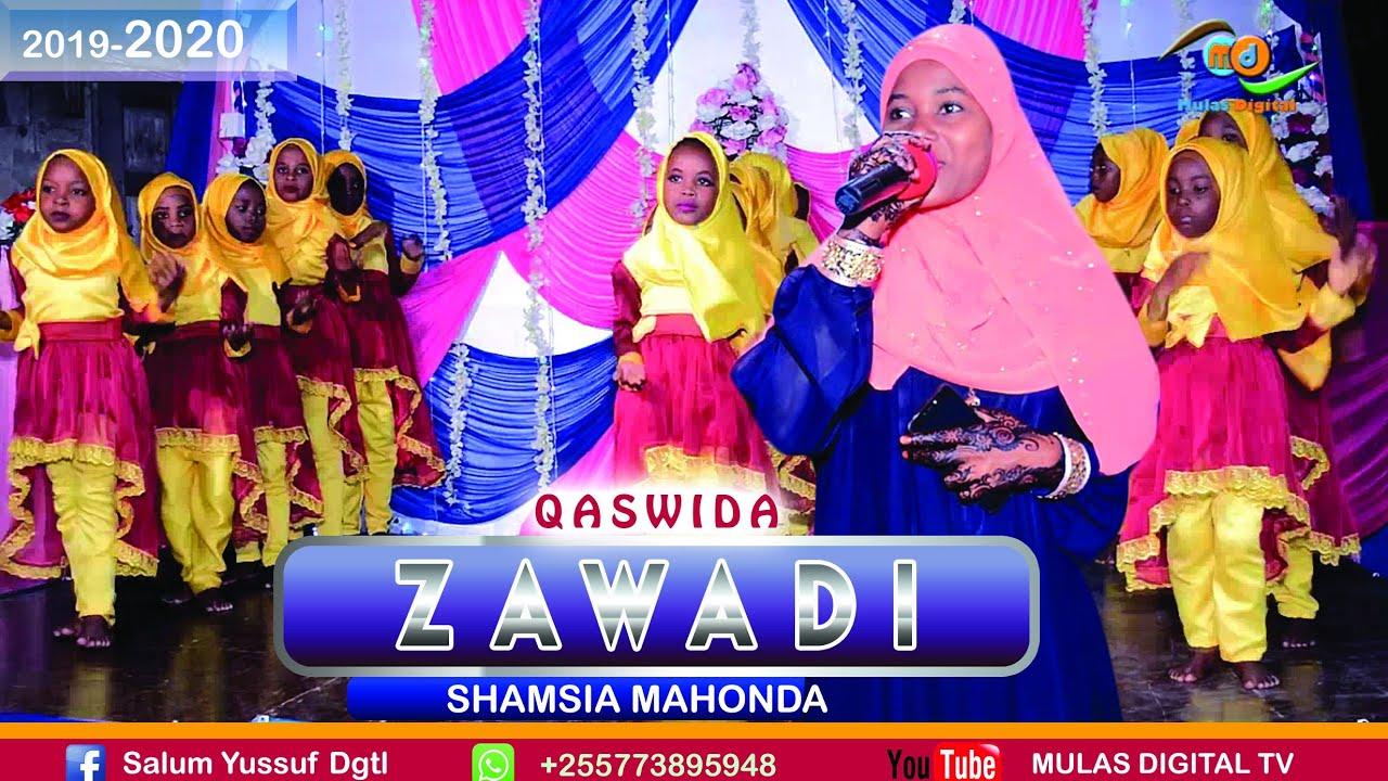 """Download LIVE PERFORMANCE WATOTO WA SHAMSIA MAHONDA WAKICHEZA QASWIDA YA """"ZAWADI"""" (Official Video 2019-2020)"""
