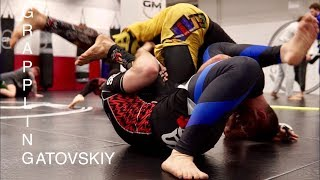 Grappling GATOVSKIY