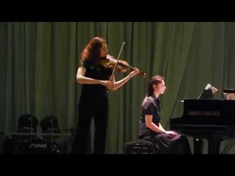 Beethoven violin concerto - Cadenza Schnittke as played by Kremer