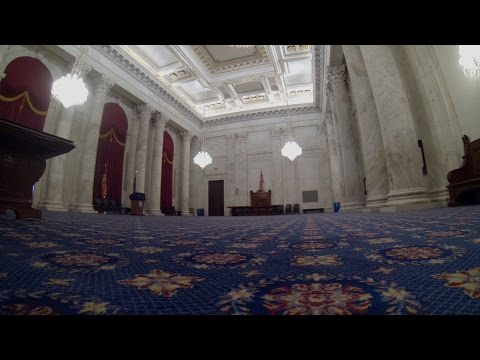 American Artifacts Preview: Russell Senate Office Building