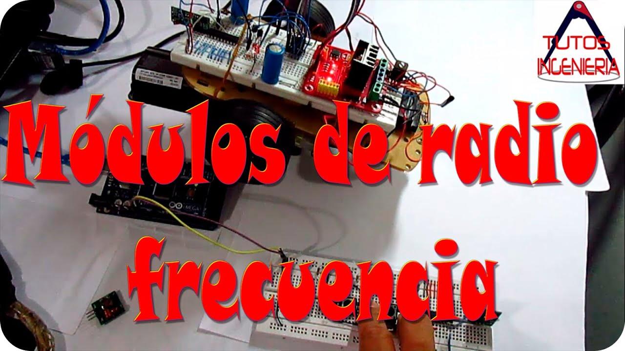 Circuito Emisor Receptor : Módulos emisor y receptor de radio frecuencia ht d y ht e