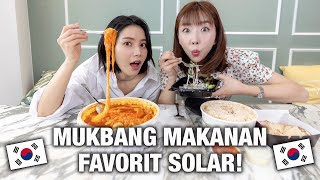 Download MUKBANG MAKANAN HITS KOREA Ft. SOLARSIDO (SOLAR MAMAMOO)