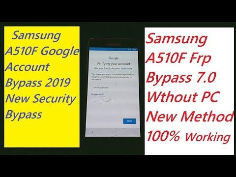 Repeat Samsung A5 (6) A510FD Frp Bypass U5 7 0 Note 5