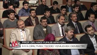 Genç İlahiyat - Prof. Dr. Hacı Yunus Apaydın - (Balıkesir Üniversitesi)