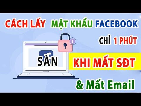 hack mật khẩu facebook bằng số điện thoại - Cách lấy lại mật khẩu Facebook 1Phút :Không cần Số Điện Thoại (khi mất số điện thoại và email) 2021