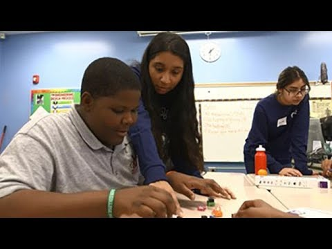 Illinois Mathematics and Science Academy, Outreach - A Global Leader of STEM teaching and learning