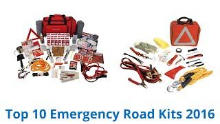 10 Best Emergency Road Kits 2016