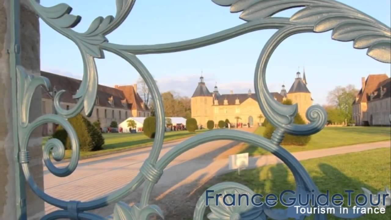 votre mariage au chteau de sully hd franceguidetour bourgogne - Chateau De Sully Mariage