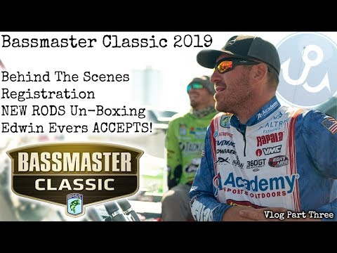 Bassmaster Classic VLOG #3 Knoxville, Tennessee 2019
