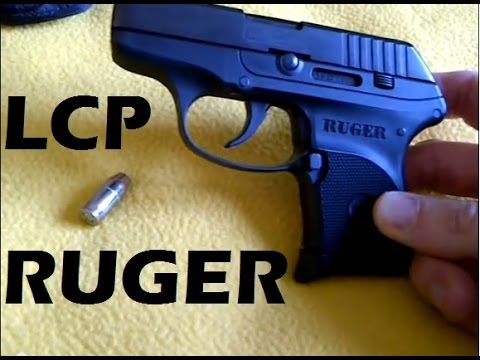 Ruger Lcp 380 Pistol Review Safety Lightweight Compact