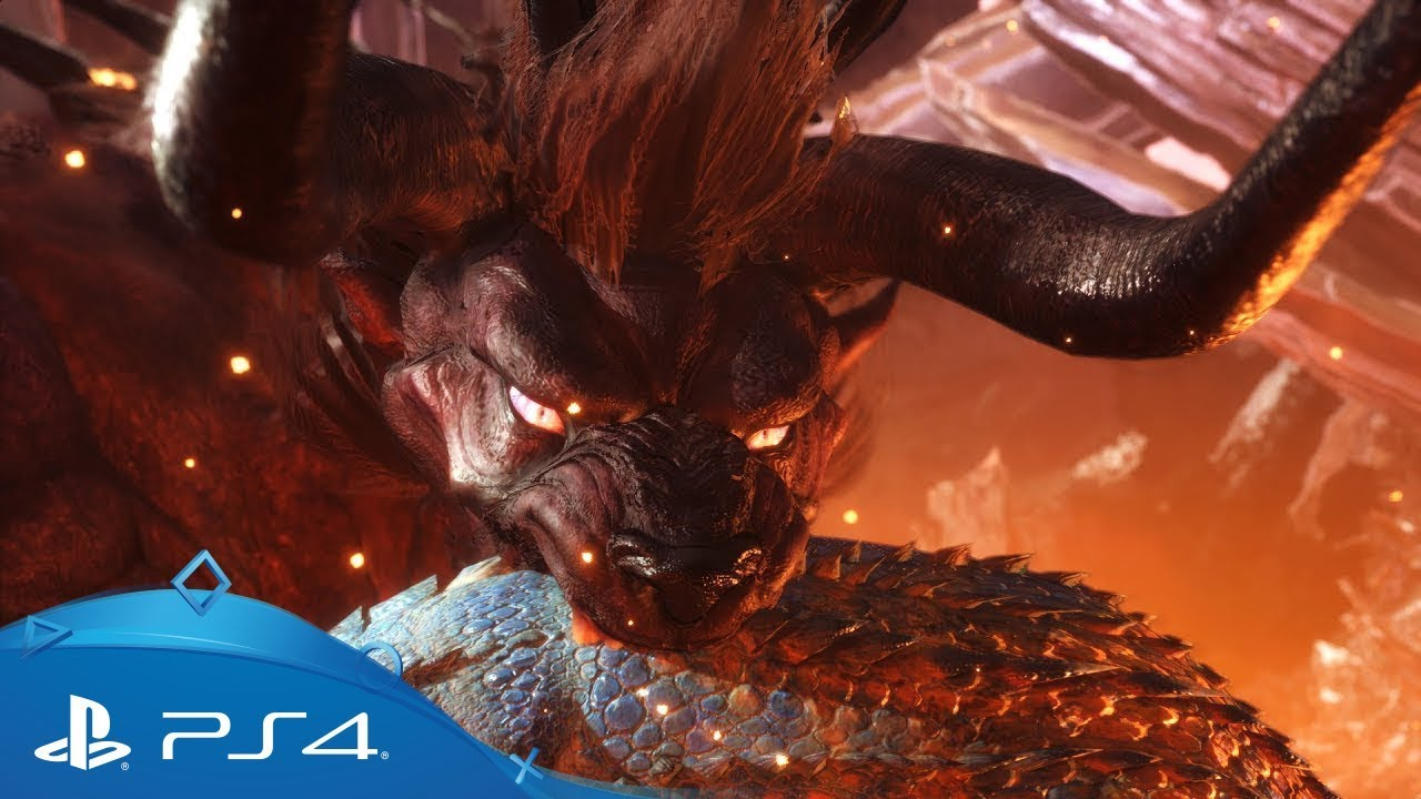 Monster Hunter: World   Final Fantasy XIV Collaboration   PS4