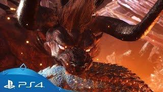 Monster Hunter: World | Final Fantasy XIV Collaboration | PS4