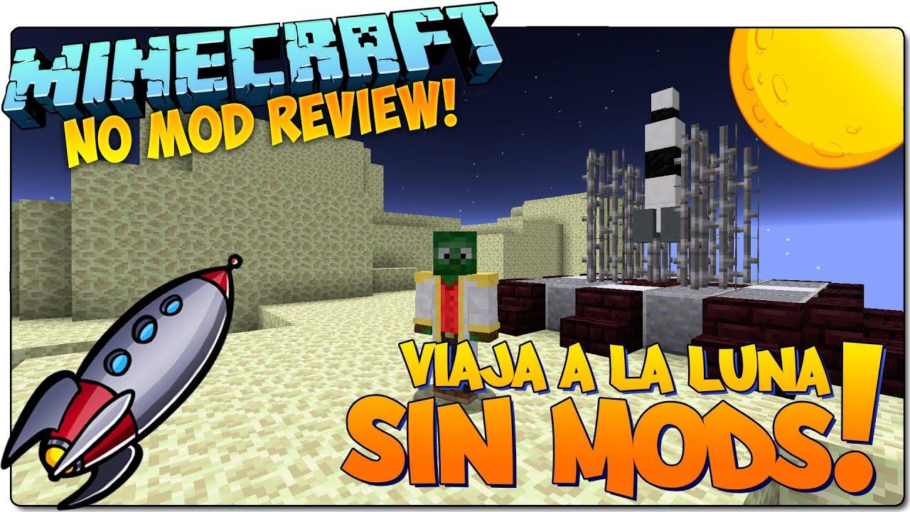 Minecraft 1 9 como ir a la luna sin mods craftea un - Decoraciones para minecraft sin mods ...