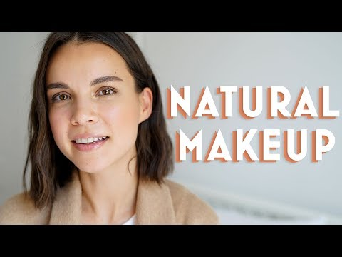 Easy Natural Makeup Tutorial for Fall | Ingrid Nilsen