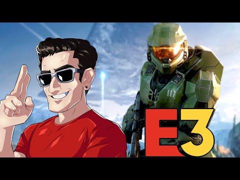 Act Man Makes Love to E3 - Xbox & Bethesda Showcase - HALO INFINITE