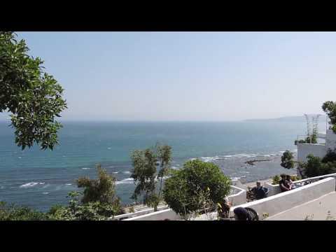 Cafe Hafa - Tanger - May 2016