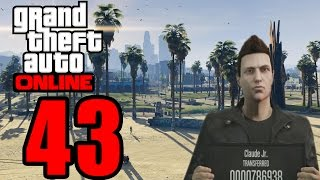 GTA 5: Online PC Gameplay HD - Halloween Masks - Part 43 [No Commentary]
