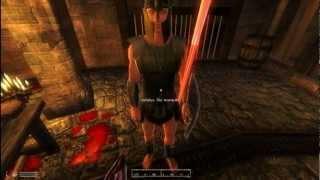 The Elder Scrolls IV: Oblivion Arena Mod: Achilles 2013 Test Gameplay Trailer